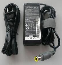 Genuine Lenovo POWER SUPPLY CHARGER BOX BRICK Thinkpad L500 R500 SL500 X200 T61