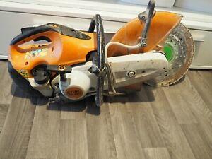 Stihl TS 420 Trennschneider Trennschleifer Motorflex Wasserkühlung Diamantscheib