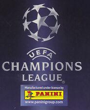 PANINI ** CHAMPIONS LEAGUE ** Sticker-Auswahl ** 2006/07/08/09/10/11/12/13/14/15