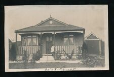 Canada Quebec MARIEVILLE House c1900/20s? RP PPC