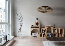 ELLIPSE , wood lamp, pendant light, wood ceiling lamp, plywood lamp BRADABRADA