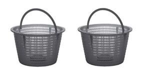 2 Pack Pool Skimmer Basket For Hayward®* SP1070 B-9 B9 U3 08650-0007 SPX1070E