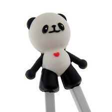 Baby 1 Pair Panda Cute Easy Use Chopstick Silicone Children Training Chopstick