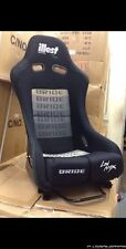 Bride Vios III Low Max illest Style Racing Seat Bride Center Writing Single Seat