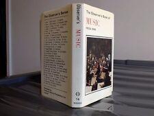 Observers Book Of Music 1978 MC