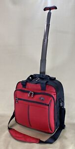Victorinox Luggage Werks Traveler WT Wheeled Carry On Tote Red  One Size 30173W