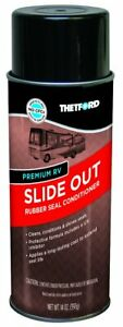 Premium RV Slide Out Rubber Seal Conditioner and Protectant - 14 oz - Thetfor...