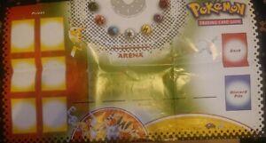 Original Pokemon Trading Card Game Play Mat/Sheet 1999 WOTC Vintage