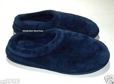 JOHN ASHFORD Men's Sz S 7-7.5 Micro Terry Comfort Cushion Clog Slippers NEW