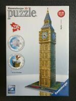 BIG BEN 3D 216-Piece Jigsaw Puzzle by Ravensburger [12554]  - NEW & SEALED