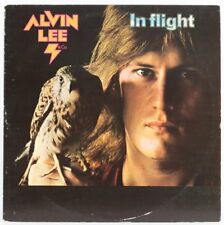 Alvin Lee & Co, In Flight  Vinyl Record/LP *USED*