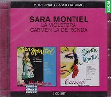 Sara Montiel La Violetera/ Carmen La De Ronda 2 Original Clasicc Albums 2CD Set