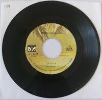 Tempo Dominicano La Loca / La Pela VELVET V-2518 VG 45 RPM #599