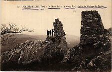 CPA SOLLIÉS VILLE La Mont Joie-Entrée du Chateau des Forbin (411183)