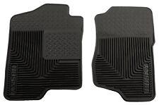 Husky Floor Mats/Liners Fits 2008-2013 Chevrolet Silverado 2500 HD 51181