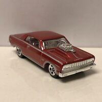 1964 64 Chevy Chevelle Malibu SS Collectible 1/64 Scale Diecast Diorama Model