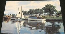 England River Waveney Beccles - posted 1969