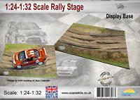 Coastal Kits 1:24 to 1:32 Scale Rally Stage Display Base