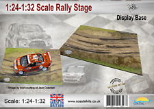 Coastal Kits 1:24 to 1:32 Scale Rally Stage Display Base