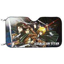 Japanese Anime Attack on titan Car Sun Shade mat Japan Shingeki no Kyojin E944