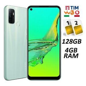 OPPO A53s 2020 DUAL SIM 128GB 4GB RAM MINT ITALIA BRAND APPS DISINSTALLABILI