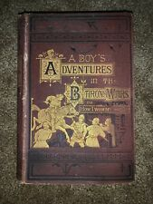 A Boy's Adventures in The Barons' Wars or How I Won My Spurs by Edgar