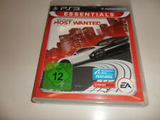 PlayStation 3 PS 3   Need for Speed Most Wanted