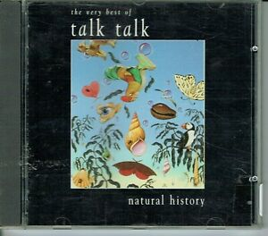 CD : Talk Talk - Natural History, The Very Best Of