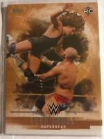 WWE Chad Gable #9 2017 Topps Undisputed Bronze Parallel Card SN 60 of 99