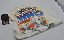 """Doctor Dr Who; Collectors Very Rare 1987 """"Revenge of the Cybermen t-shirt"""""""