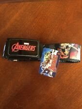 Avengers Age of Ultron Buckle Down Belt Thor Hulk Iron Man Marvel Comics (0027)