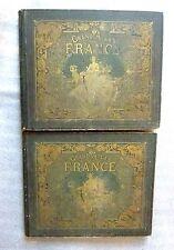 ATLAS DE LA FRANCE ET DES COLONIES 1875  Ed. Le   Vasseur