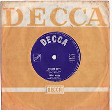 "KATHY KIRBY - SECRET LOVE Very rare 1963 Aussie 7"" BEAT Single Release! EX+"