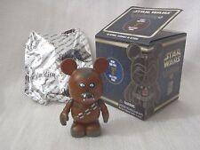 "Disney Vinylmation Star Wars Series #1 CHEWBACCA 3"" Mickey Figure + Box Retired"