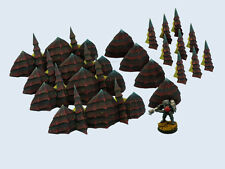 Micro Art Studio: Hive Fortification Set  T00068