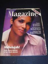 SAGA - HALLE BERRY - June 2002