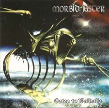 MORBID JESTER - Gates To Valhalla /  NEUWARE, new 99er German Heavy Metal - CD !