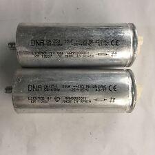 2 X DNA Capacitor CA/250 30uf +-10% MK 250VAC -25 degrees - +85 degrees