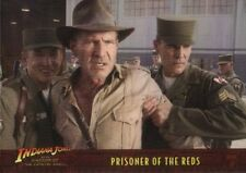 Indiana Jones and the Kingdom of the Crystal Skull Complete 90-card Base Set