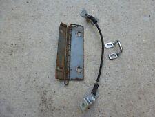 Vintage Ford Thunderbird Armrest Console Hardware Cable Hinge Set 1964-66 OEM