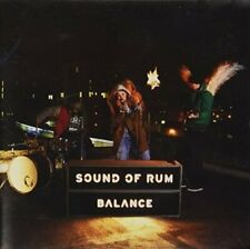 Sound of Rum - Balance - Sound of Rum CD TGVG The Cheap Fast Free Post The Cheap