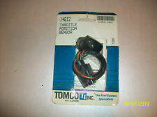 Throttle Position Sensor Tomco 14012 Used in some Ford Lincoln Mercury 1985 - 88