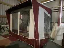 Bradcot Portico Plus Caravan Porch Awning, Steel Poles, Fits 230cm - 250cm High