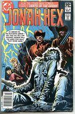 Jonah Hex #46-1981 fn+ Scalphunter / Joe Kubert