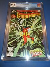 Spider-Woman #38 Bronze age X-men CGC 9.6 NM+ Gorgeous Gem Wow