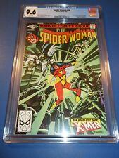 Spider-Woman #38 Bronze age X-men CGC 9.6 NM+ Gorgeous Gem Wow