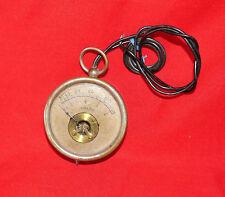 Rare voltmètre gousset  de poche  années 30's