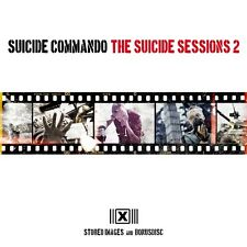 Suicide commando: The Suicide Sessions 2 (stored images) - 2cd
