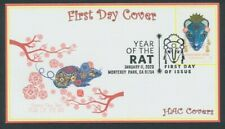 Lunar New Year - Year of the Rat - 2020 FDC - SC# 5428