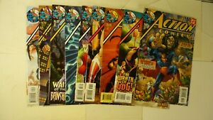 Action Comics 814-830 Superman DC Q12
